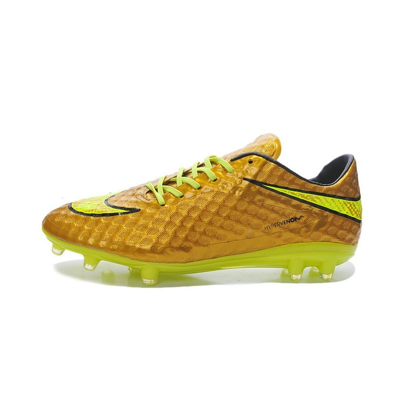 promo code 18cbb 852dc france gold black mens nike hypervenom shoes 7156b 539e9