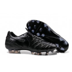 New Shoes - Nike Tiempo Legend VI FG Soccer Cleats Black-out