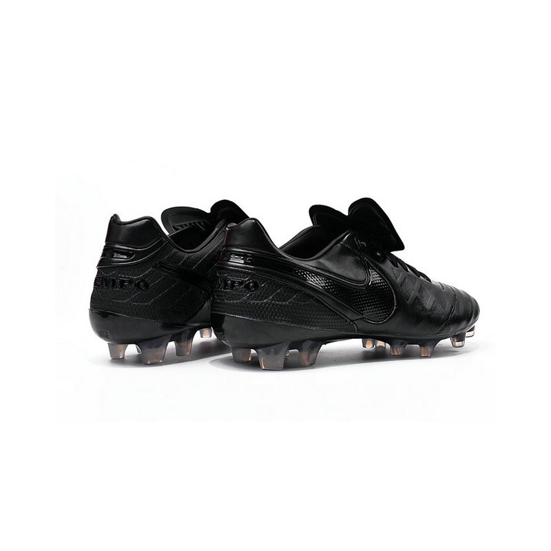 sports shoes 85844 51512 black nike tiempo soccer cleats