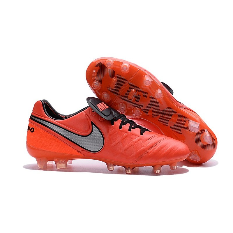 best service 0aed1 b12af New Shoes - Nike Tiempo Legend VI FG Soccer Cleats Orange Bl
