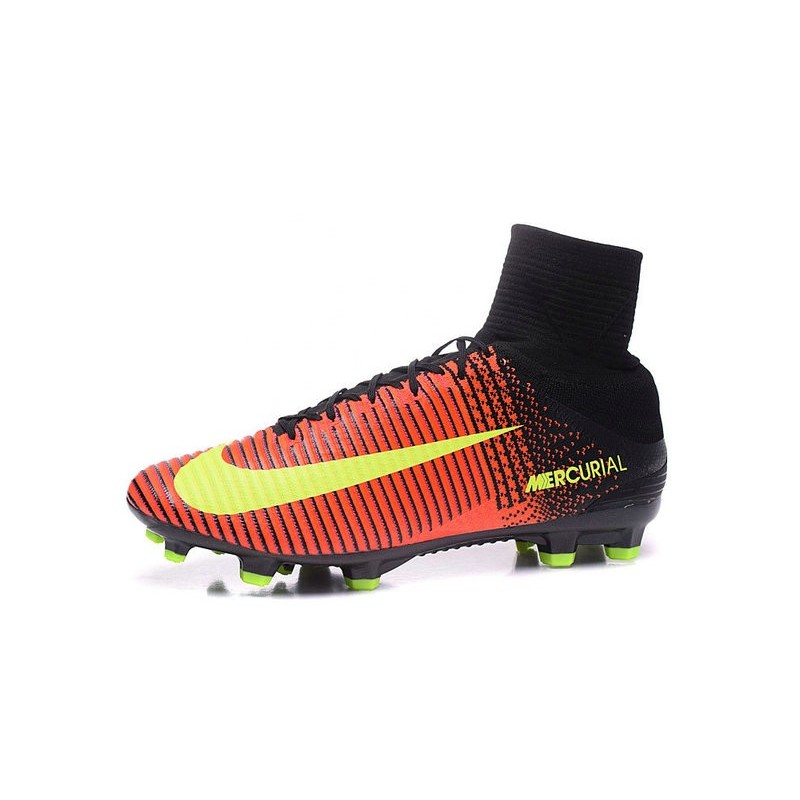 46d01ea28677 Football Boots For Men Nike Mercurial Superfly 5 FG Total CrimsonVolt Pink  Blast