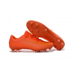 2016 New Shoes - Nike Mercurial Vapor XI FG Orange
