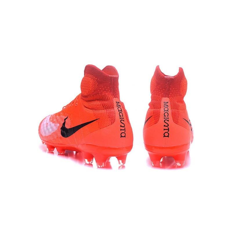 75a271565 New Nike Shoes - Nike Magista Obra II FG Soccer Boots Orange Black