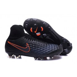 New Nike Shoes - Nike Magista Obra II FG Soccer Boots Black Total Crimson