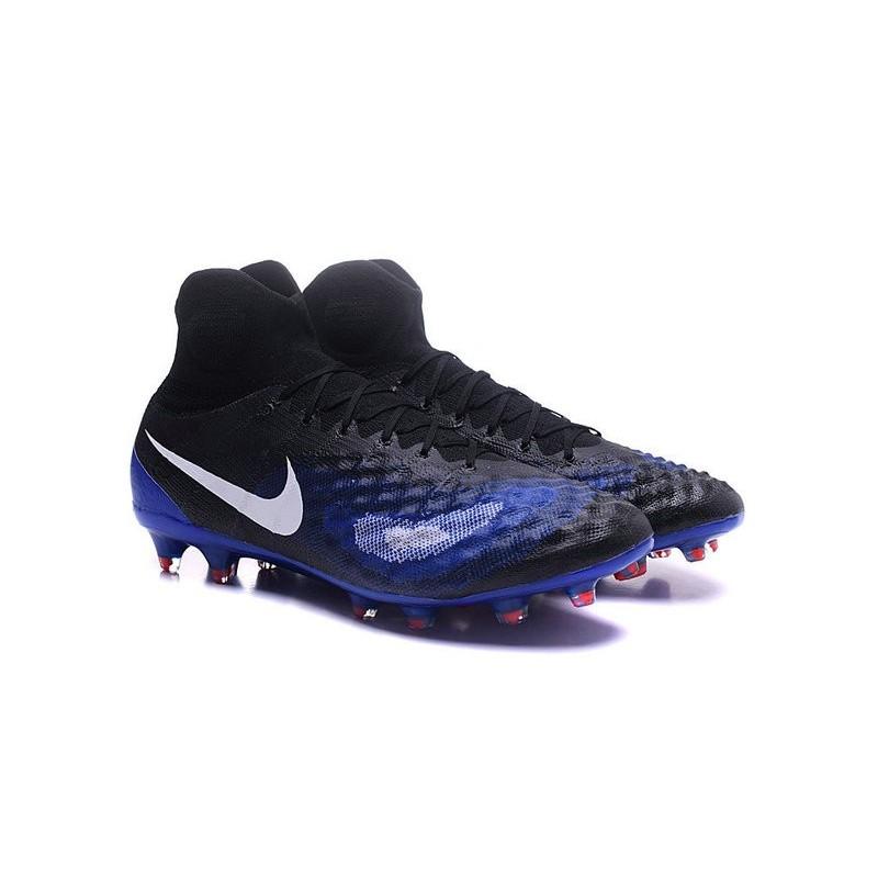 fd27c1dd1 New Nike Shoes - Nike Magista Obra II FG Soccer Boots Black Blue White