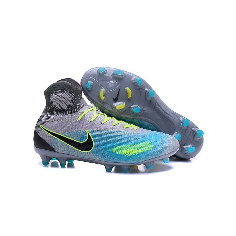d5767a59d New Nike Shoes - Nike Magista Obra II FG Soccer Boots Pure Platinum Black  Ghost Green
