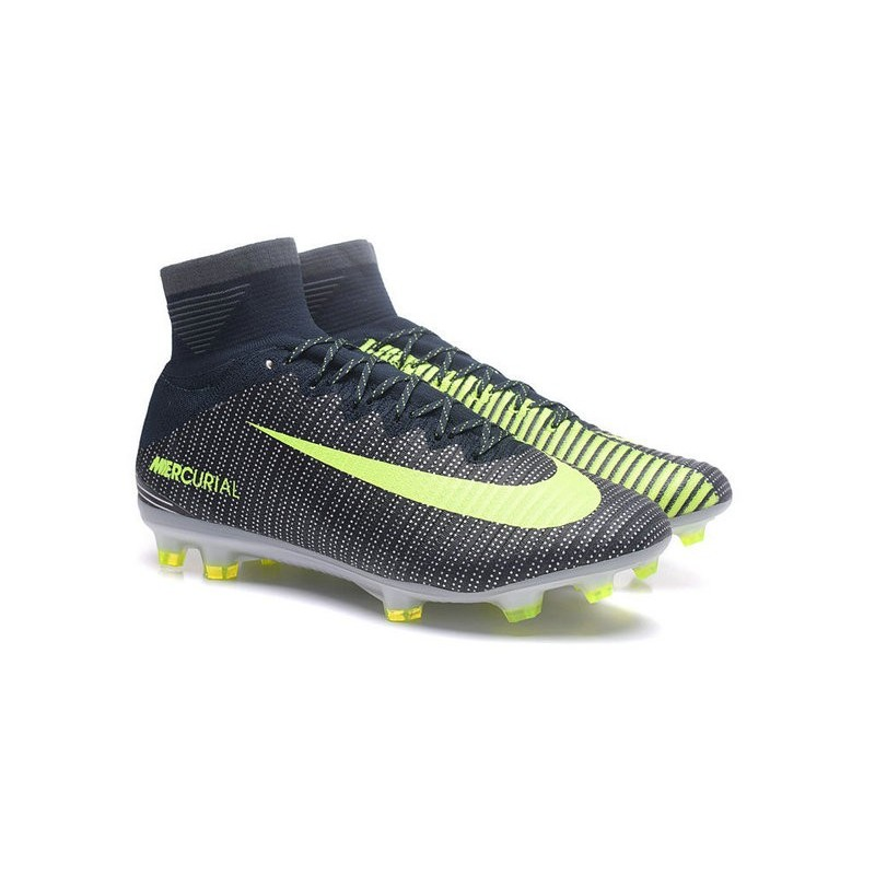 huge selection of 03c77 f0b4b Football Boots For Men Nike Mercurial Superfly 5 FG Seaweed ...