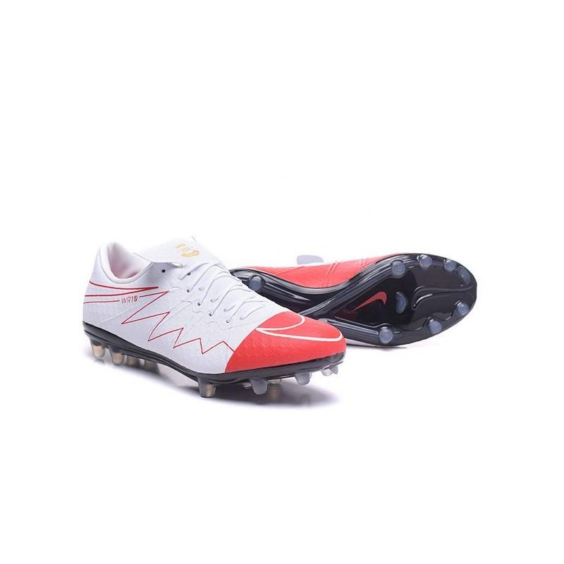 buy popular 1fa82 061a6 ... best football shoes nike hypervenom phinish ii fg wayne rooney white  red black