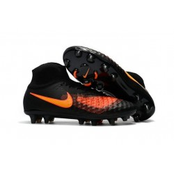 New Nike Shoes - Nike Magista Obra II FG Soccer Boots Noir Orange