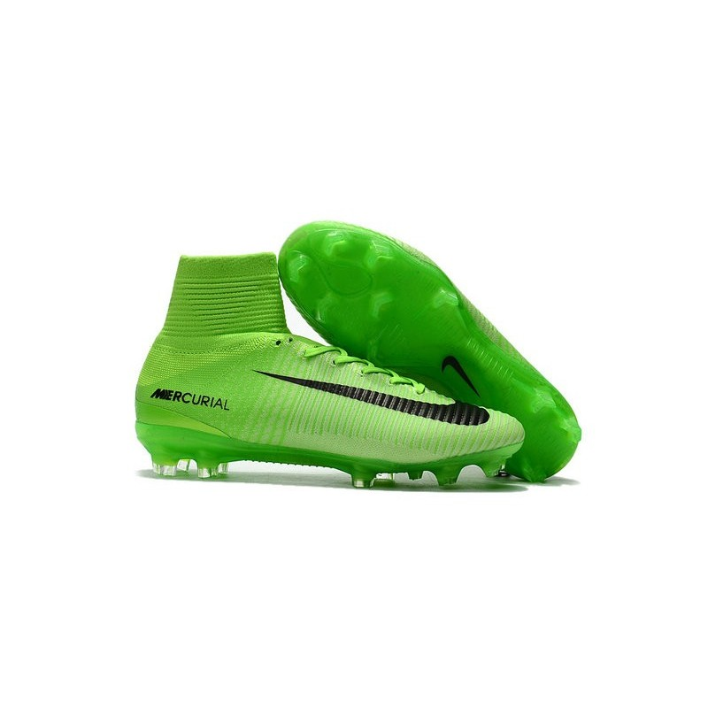 Cheap Soccer Cleats - Nike Mercurial Superfly V FG Electric Green Black  Ghost Green Maximize. Previous. Next