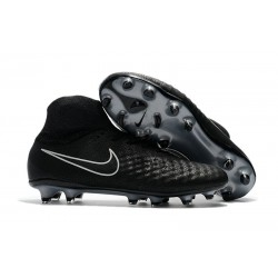 New Nike Magista Obra II Special Edition FG - Mens Boots - Black