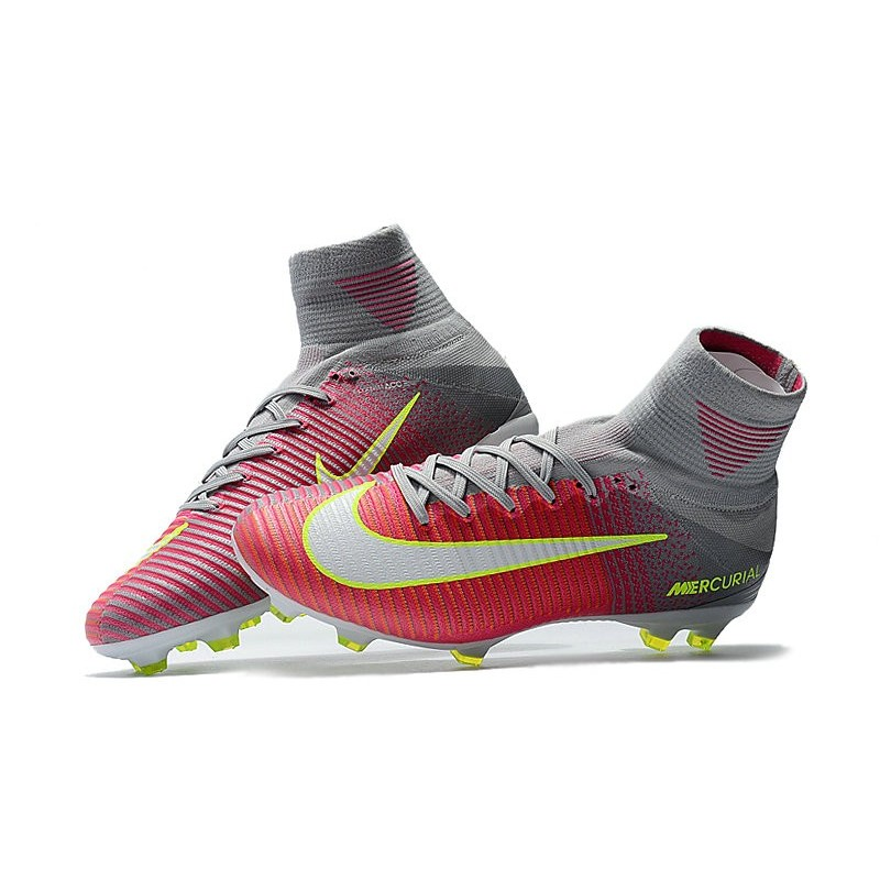 ... Wolf Grey. Ronaldo Nike Mercurial Superfly V FG - Mens Soccer Cleats  Firm Ground Hyper Pink / White Maximize. Previous. Next