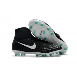 New Magista Obra II Special Edition FG - Nike Soccer Boots - Black White