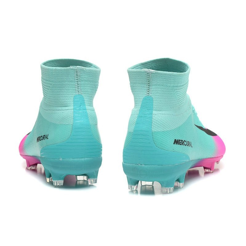 separation shoes d698c aba71 Football Boots For Men Nike Mercurial Superfly 5 FG Pink ...