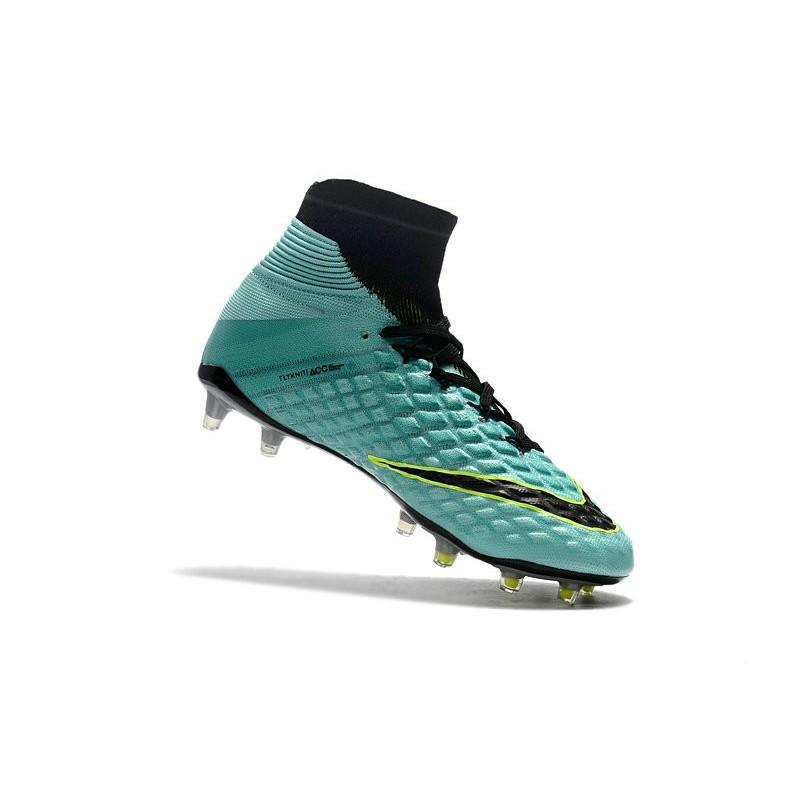 wholesale dealer 8e21a f6384 Nike Soccer Cleats 2017 New Nike Hypervenom Phantom 3 FG Light Aqua White  Volt