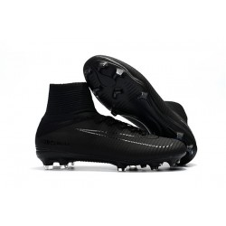 Football Boots For Men Nike Mercurial Superfly 5 FG Black