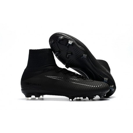 hot sale online 7680d 61f15 Football Boots For Men Nike Mercurial Superfly 5 FG Black