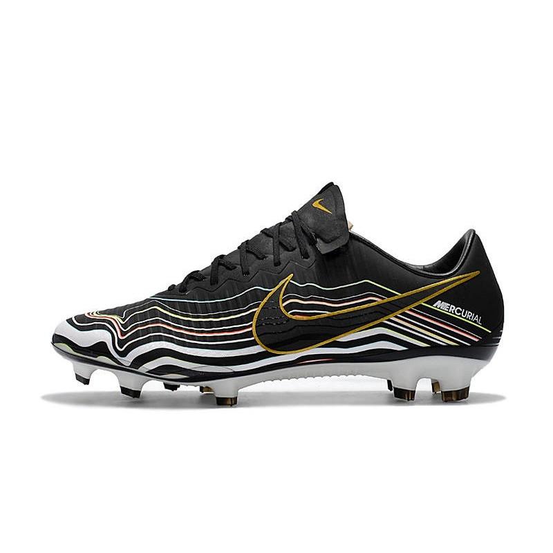b3667968e69c New Shoes - Nike Mercurial Vapor XI FG For Men Black White Gold