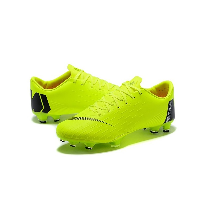 buy online 3363e 67852 New Football Shoes - Nike Mercurial Vapor XII Pro FG Green Black