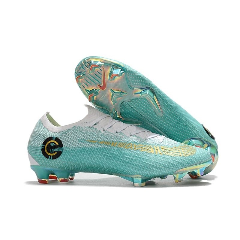 uk availability c0155 1868a CR7 Soccer Cleats - Nike Mercurial Vapor XII 360 Elite Firm ...