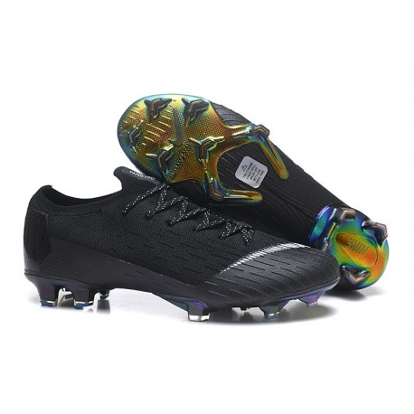 714264827 Nike Mercurial Vapor XII 360 Elite FG Boots For Sale - Black White