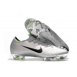 Cheap Nike Mercurial Vapor XII 360 Elite Firm - Silver Black