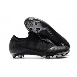 Men Nike Mercurial Vapor XII 360 Elite Firm - Black / Black
