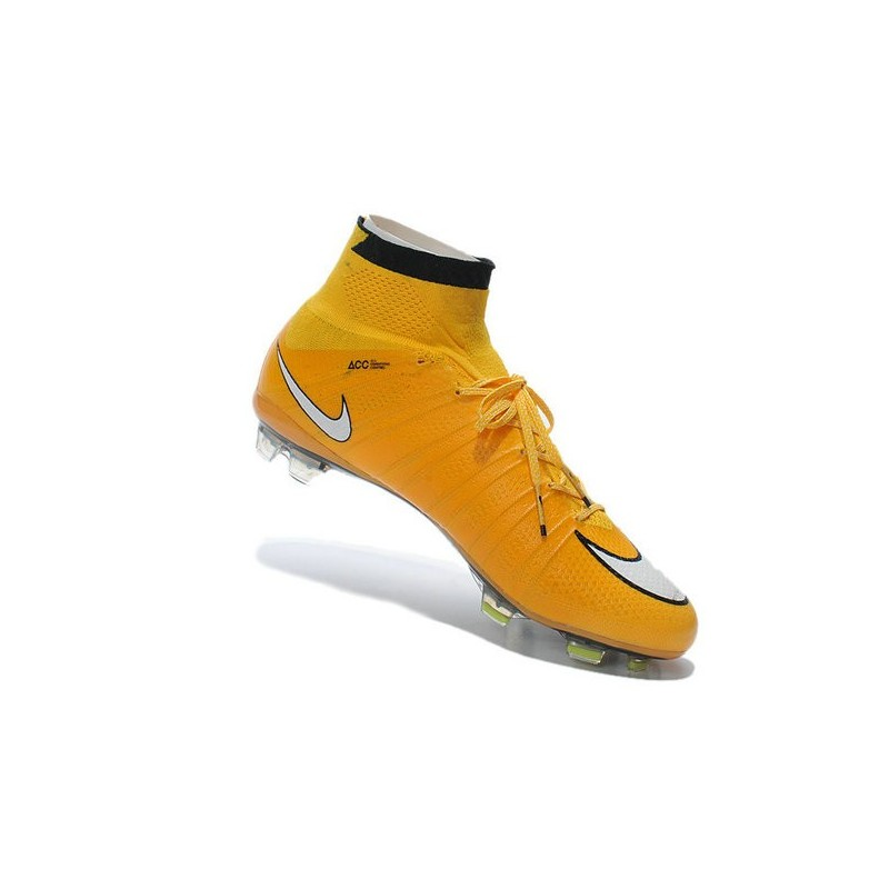 6ecf8a0f24f Nike Men s 2016 - Mercurial Superfly 4 FG Soccer Shoes Laser Orange White  Black