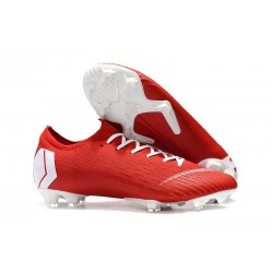 New Nike Mercurial Vapor XII 360 Elite FG Red White