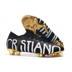 Cristiano Ronaldo CR7 Nike Mercurial Vapor XII 360 Elite FG Cleat