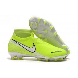 Nike Phantom VSN Elite DF FG New Lights Volt White