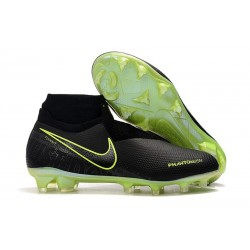 Nike Phantom VSN Elite DF FG Under The Radar Black Volt