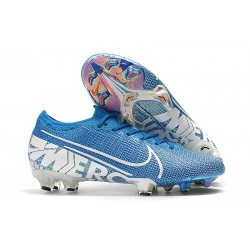 Nike Mercurial Vapor 13 Elite FG Blue Hero White