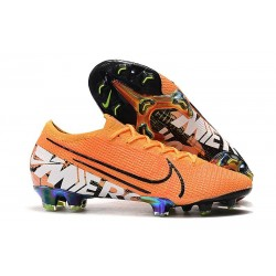 Nike Mercurial Vapor 13 Elite FG Orange White