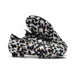 Soccer Boots Nike Tiempo Legend 8 FG Black White