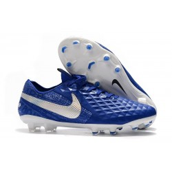 Soccer Boots Nike Tiempo Legend 8 FG Hyper Royal White