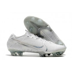 Nike Mercurial Vapor 13 Elite FG in White