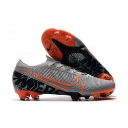 Nike Mercurial Vapor 13 Elite FG Grey Orange