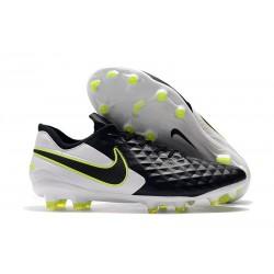 Soccer Boots Nike Tiempo Legend 8 FG Black Volt White
