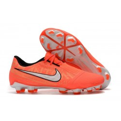 New Nike Phantom Venom Elite FG Cleat Bright Mango White