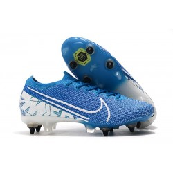 Nike Mercurial Vapor 13 Elite SG-Pro AC New Lights Blue White
