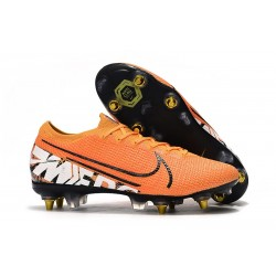 Nike Mercurial Vapor 13 Elite SG-Pro AC Orange White