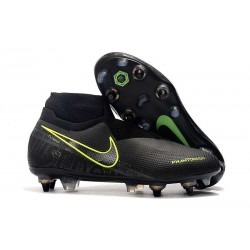 Nike Phantom Vision Elite DF SG-Pro Anti Clog Black Volt