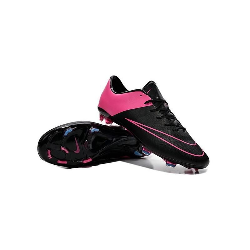 reputable site 3ba29 966e3 2016 Best Shoes - Nike Mercurial Vapor X FG Black Hyper Pink