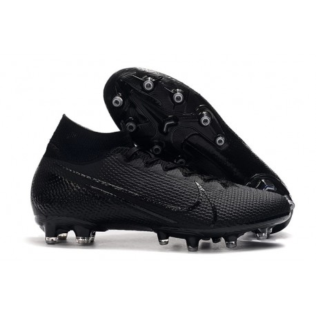 Nike Mercurial Superfly 7 Elite AG-PRO Boots Black
