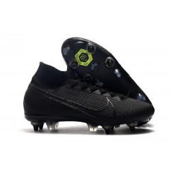 Nike Mercurial Superfly VII Elite SG-PRO AC Black