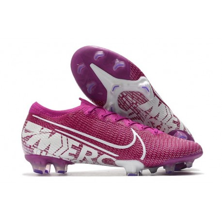 News Nike Mercurial Vapor 13 Elite FG ACC Purple White
