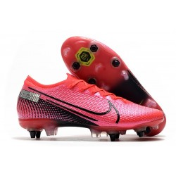 Nike Mercurial Vapor 13 Elite SG-Pro AC Future Lab -Laser Crimson Black