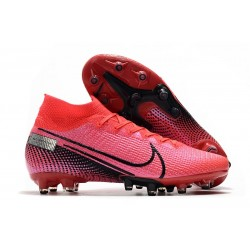 Nike Mercurial Superfly 7 Elite AG-PRO Boots Laser Crimson Black