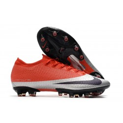 Nike Mercurial Vapor XIII Elite AG-PRO Red Black Silver